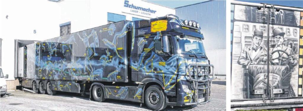 Spedition Schumacher auf Expansionskurs